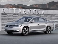 Used 2013 Volkswagen Passat 2.5 SEL Sedan for sale in Lynchburg, VA