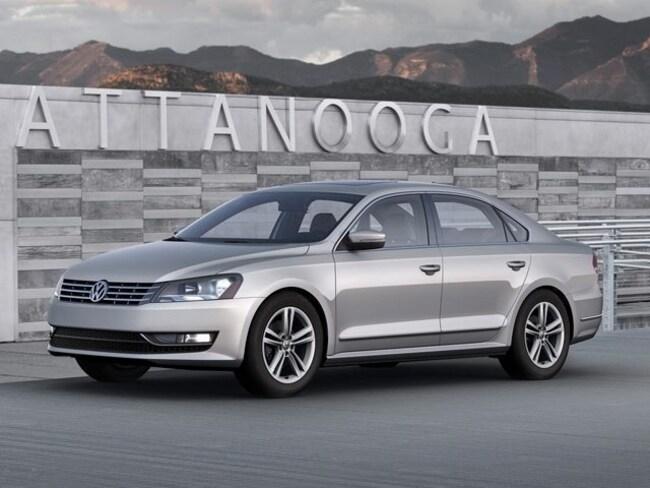 2013 Volkswagen Passat TDI SE Sedan