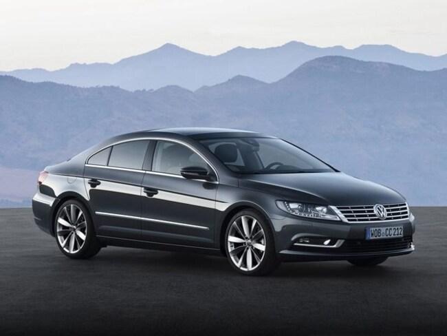 2013 Volkswagen CC 2.0T Sport Sedan