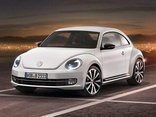 2013 Volkswagen Beetle 2.0T Turbo w/PZEV Hatchback