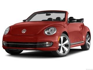 Used 2013 Volkswagen Beetle Convertible 2.0 TSi in St. Petersburg, FL