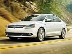 Bargain Used 2013 Volkswagen Jetta Sedan Hybrid SEL in Appleton