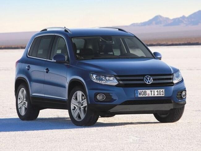 2013 Volkswagen Tiguan SEL 4 Motion SUV