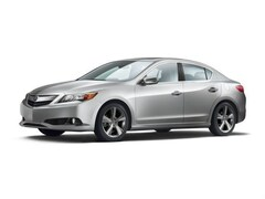 2014 Acura ILX ILX 6-Speed Manual with Premium Package Sedan