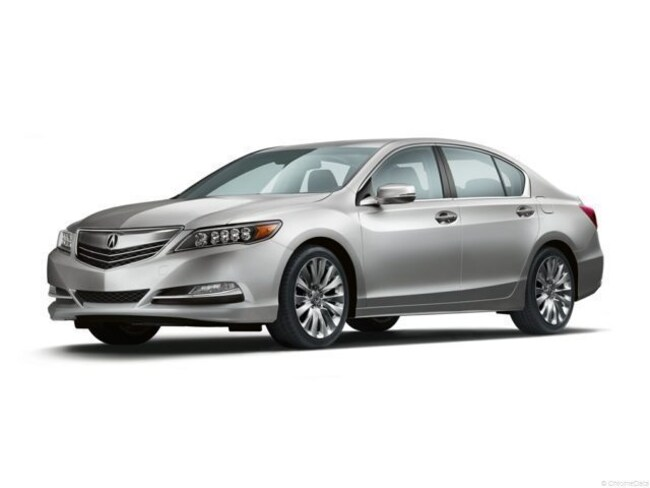 2014 Acura RLX With Technology Package Sedan