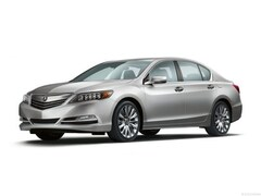 2014 Acura RLX With Advance Package Sedan