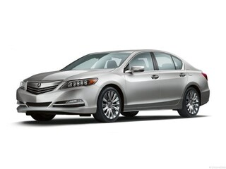 2014 Acura RLX Advance Pkg Sedan