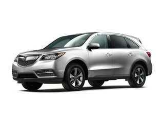 Used 2014 Acura MDX SUV D485303A near Fayetteville, AR