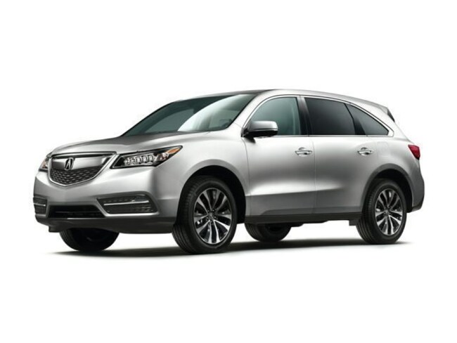Used 2014 Acura MDX SH-AWD with Technology Package SUV in St. Paul, MN