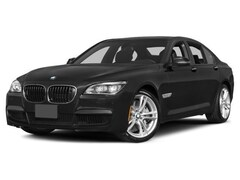 2014 BMW 7 Series 750i xDrive Sedan