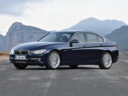 2014 BMW 320i 320i RWD Sedan