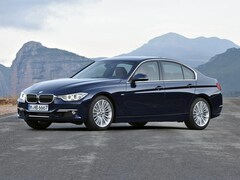 2014 BMW 320 i w/South Africa Rear-wheel Drive Sedan