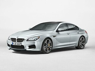 2014 BMW M6 Coupe ED467212