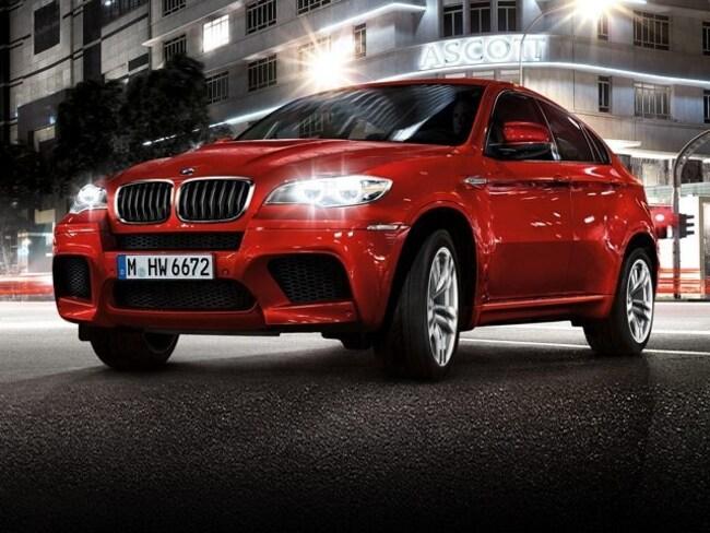 2014 BMW X6 M Sports Activity Coupe