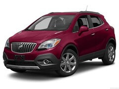 Used 2014 Buick Encore Leather SUV for sale in Broken Arrow