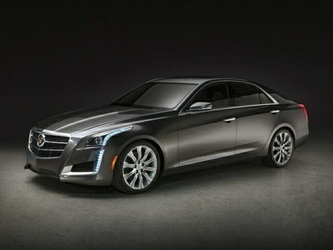 2014 Cadillac CTS AWD SEDAN