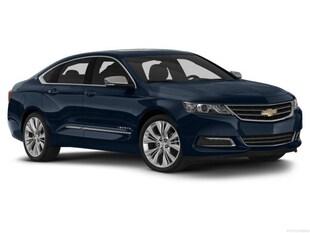 2014 Chevrolet Impala LTZ Sedan