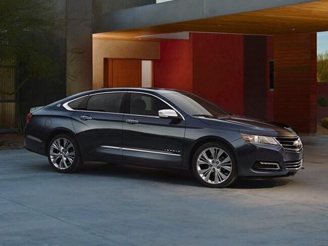 Used 2014 Chevrolet Impala LTZ w/1LZ Sedan For Sale Dickinson ND
