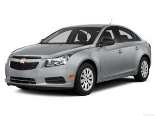 Used 2014 Chevrolet Cruze Sedan in Yucca Valley