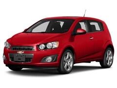 2014 Chevrolet Sonic 5dr HB Auto LT Car