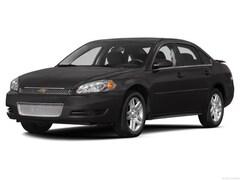 2014 Chevrolet Impala Limited LTZ Fleet LTZ Fleet  Sedan