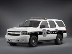 2014 Chevrolet Tahoe Police Vehicle SUV
