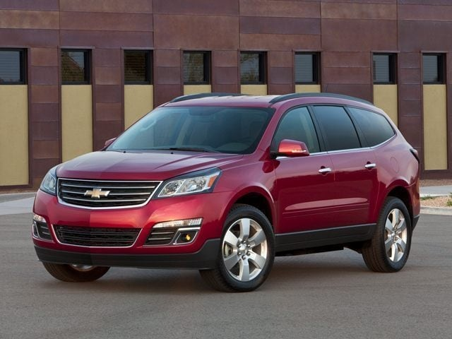 2014 Chevrolet Traverse LS SUV