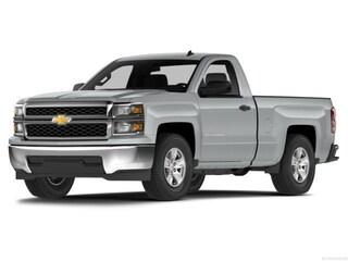2014 Chevrolet Silverado 1500 Work Truck Regular Cab