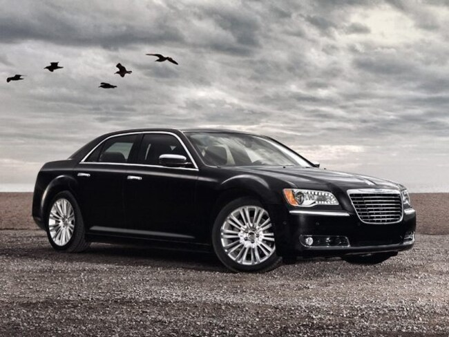 2014 Chrysler 300C Base Sedan