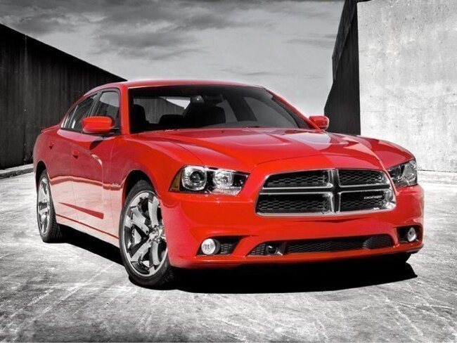Used 2014 Dodge Charger SE Sedan in Stockton