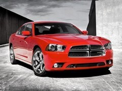 2014 Dodge Charger Sdn RT Plus AWD Car