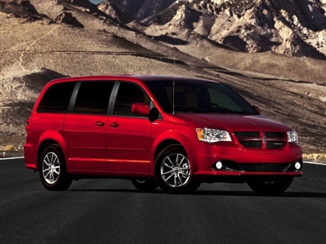 Used Inventory 2014 Dodge Grand Caravan R/T Van for sale in Patchogue
