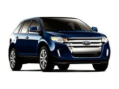 Used 2014 Ford Edge SEL SUV in Hallowell, ME