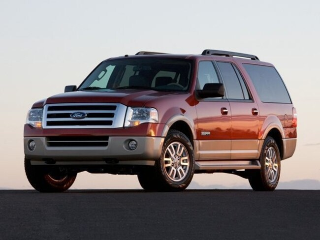 2014 Ford Expedition EL Limited SUV