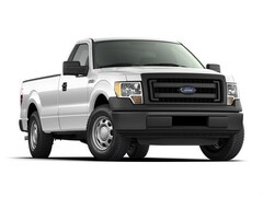 2014 Ford F-150 2WD REG CAB 126 XL Truck Regular Cab