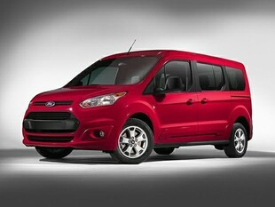 2014 Ford Transit Connect Titanium Wagon