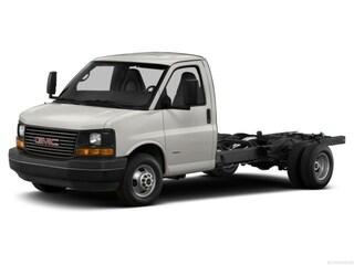 2014 GMC Savana 3500 Work Van Cab/Chassis