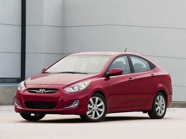 2014 Hyundai Accent Sedan