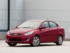 Used 2014 Hyundai Accent GLS Sedan in Tampa