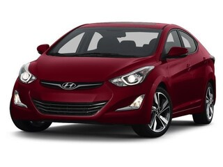 2014 Hyundai Elantra Limited w/PZEV Sedan