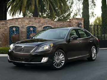 2014 Hyundai Equus Sedan