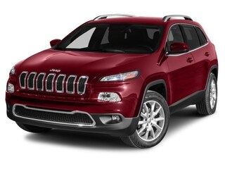 Used 2014 Jeep Cherokee Limited 4x4 SUV near Harrisburg