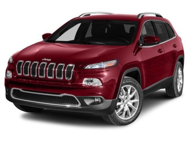 2014 Jeep Cherokee Limited Sport Utility