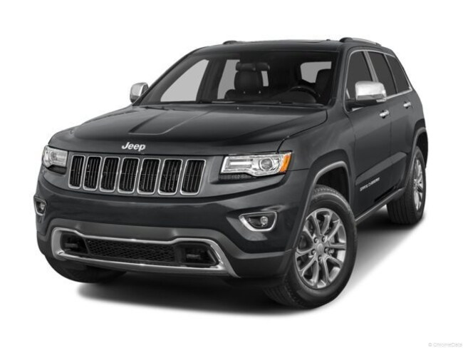 2014 Jeep Grand Cherokee Overland 4x2 SUV for sale at US 1 Chrysler Dodge Jeep in Sanford, North Carolina