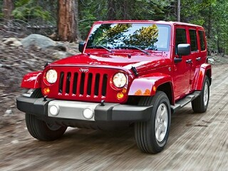 2014 Jeep Wrangler Unlimited Rubicon 4x4 SUV