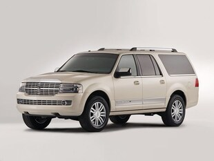 2014 Lincoln Navigator L L Sport Utility