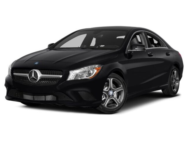 2014 Mercedes-Benz CLA-Class CLA 250 Sedan Used Car For Sale in Stockton California