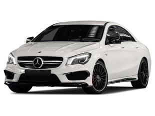 2014 Mercedes-Benz CLA CLA 45 AMG® Sedan