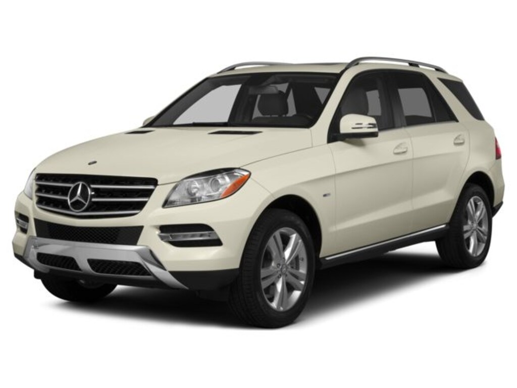 Used 2014 Mercedes-Benz M-Class For Sale at Toy Barn | VIN