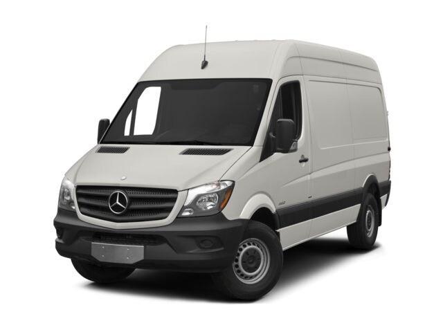 2014 Mercedes-Benz Sprinter Standard Roof Van